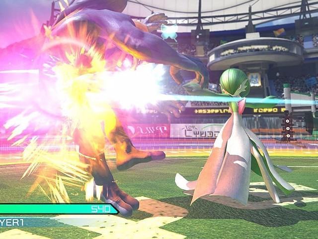 Pokémon Tekken DX: Demo-Version im Anmarsch