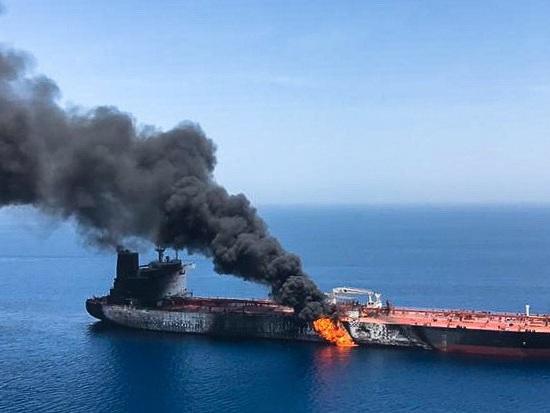 Angriffe auf Tanker: Im Persischen Golf steigt das Risiko der Eskalation