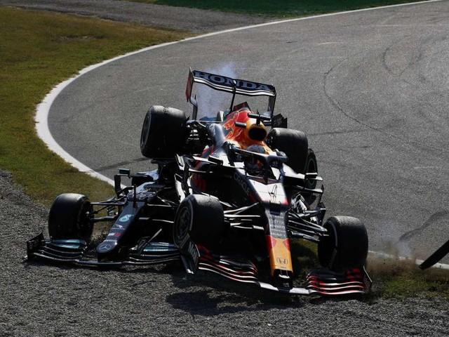 Formel-1-Crash in Monza: Kommen taktische Fouls im WM-Duell?