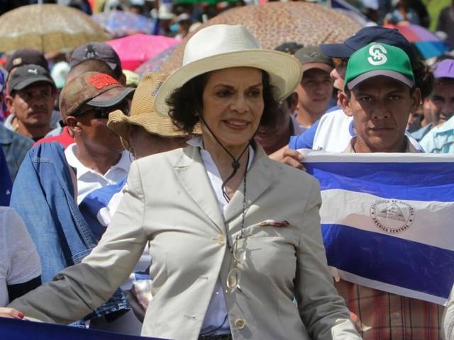 """Bianca Jagger über Nicaraguas Präsidenten: """"Ortega ist ein Diktator und Mörder"""""""
