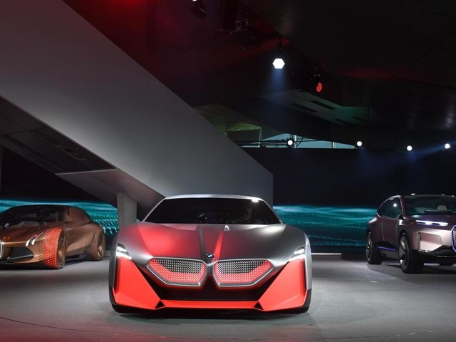 Hinter der E-Strategie des BMW-Chefs stecken auch persönliche Motive