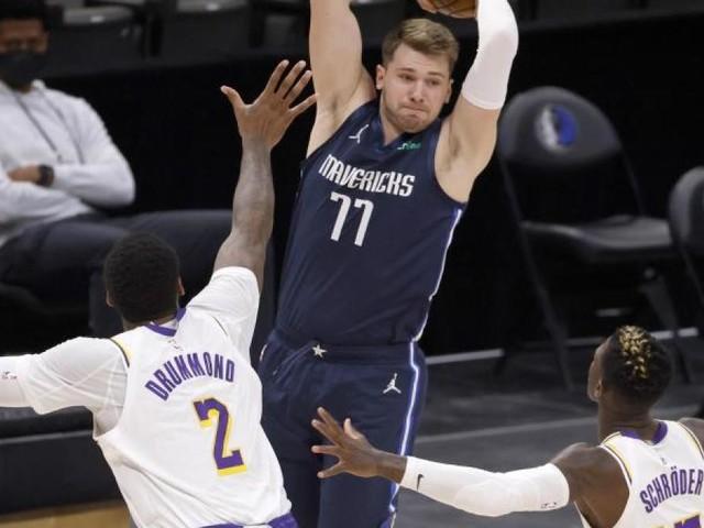 NBA: Dallas zu stark für Schröder und die Lakers