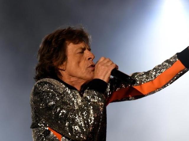 """Bereit für """"No Filter""""-Tour: Mick Jagger haut in die Saiten"""