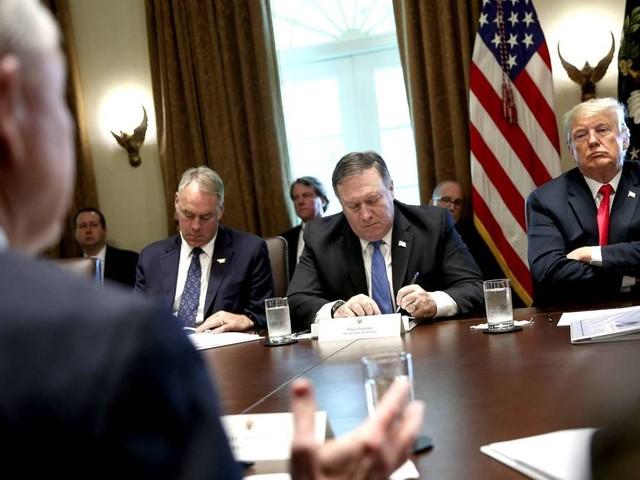 Suche nach Informanten: Trump-Regierung soll heimlich Reporter-Daten angezapft haben