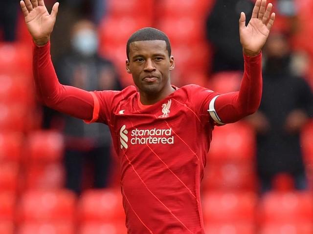 Offizielle Verabschiedung: Wijnaldum verlässt Liverpool