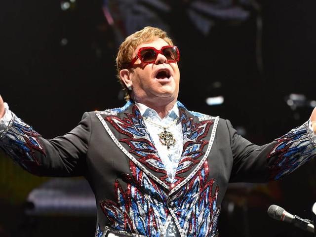 Termine für Abschiedstour: Elton John gibt letzte Konzerte in Deutschland