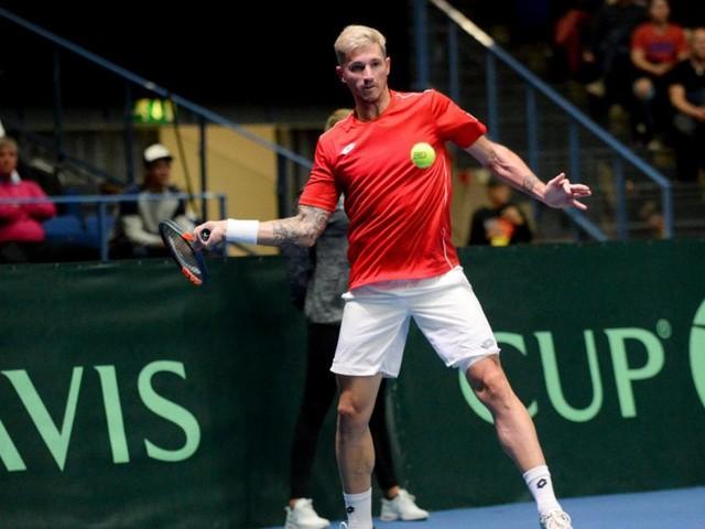 Daviscup: Dennis Novak verhindert Blamage gegen Finnland