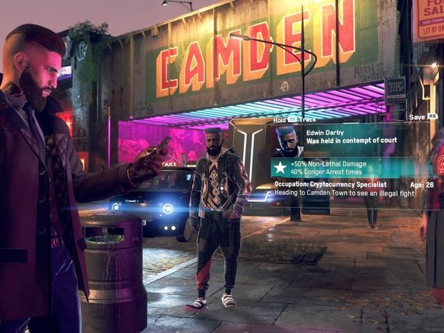 Gamescom: Watch Dogs Legion: Mit neun Millionen Protagonisten durch London