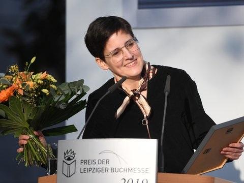"""Buchpreis-Gewinnerin: Stellings """"Schäfchen im Trockenen"""" vergriffen"""