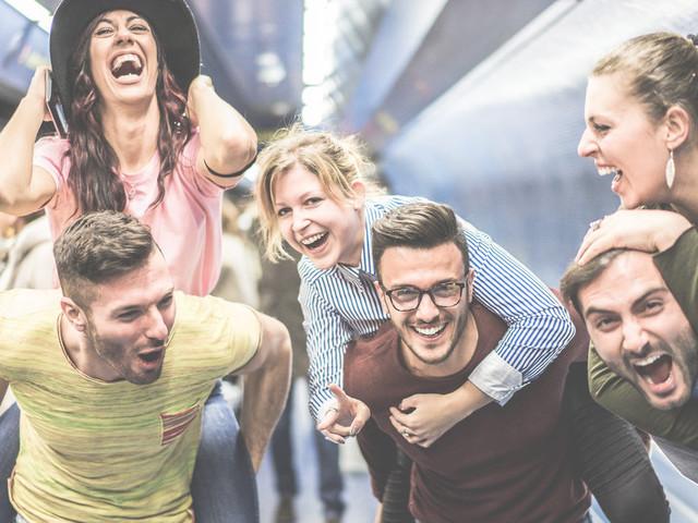 Bekenntnis eines Mannes: Warum Frauen die besseren Freunde sind