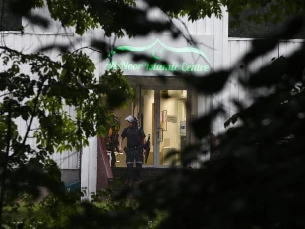 Versuchter Terrorakt: Angriff auf Moschee in Norwegen zum islamischen Opferfest