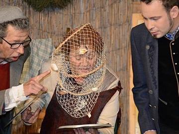 """Gelungene Premiere der """"mund-Art-isten"""" bei den Theatertagen"""