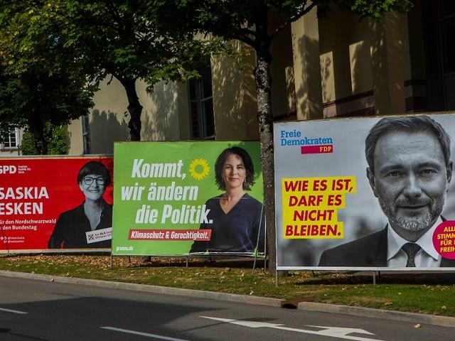 SPD-Chefin kritisiert Linke: Esken und Lindner sind per Du