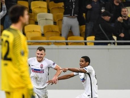 1:2 gegen Luhansk: Hertha bleibt in Europa sieglos