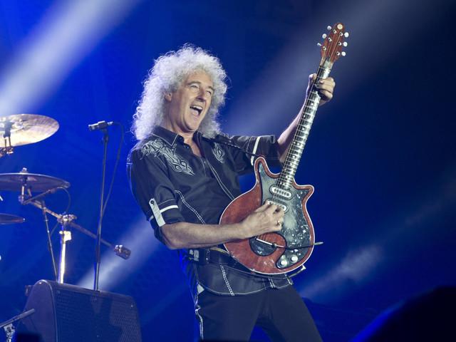 "Brian May kündigt Reissue von ""Back To The Light"" an"