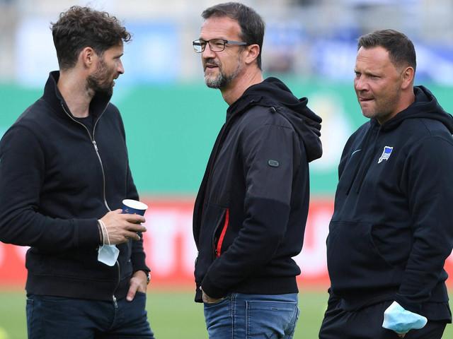 Hertha BSC: Nach Fehlstart – Sportdirektor Bobic lässt Dardai-Zukunft offen