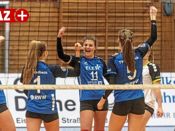 Volleyball: TV Gladbeck zieht's in der Vorbereitung auch ins Ausland