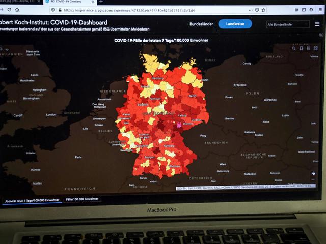 Corona-Lage in Berlin: Corona-Inzidenz sinkt – vier Tote