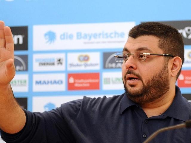 Hasan Ismaik - Löwen-Investor greift 1860 an und vergleicht sich mit Merkel