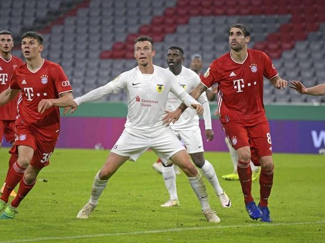 """Dürens Ex-Fußballprofi Adam Matuschyk: """"Ich spüre auch in der Mittelrheinliga einen gewissen Druck"""""""
