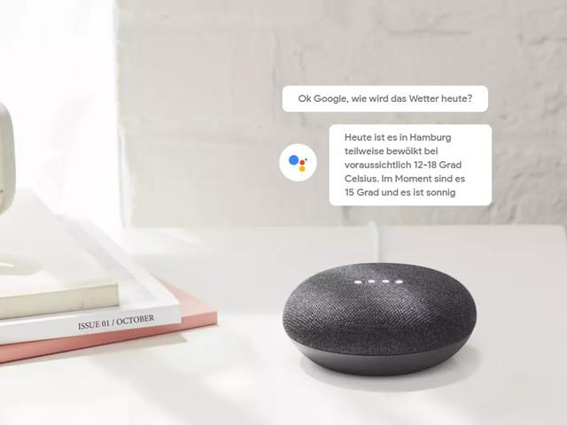 Google Home Mini & Home Max offiziell vorgestellt
