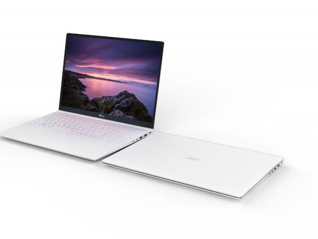 LG bringt leichtesten 17-Zoll-Laptop der Welt