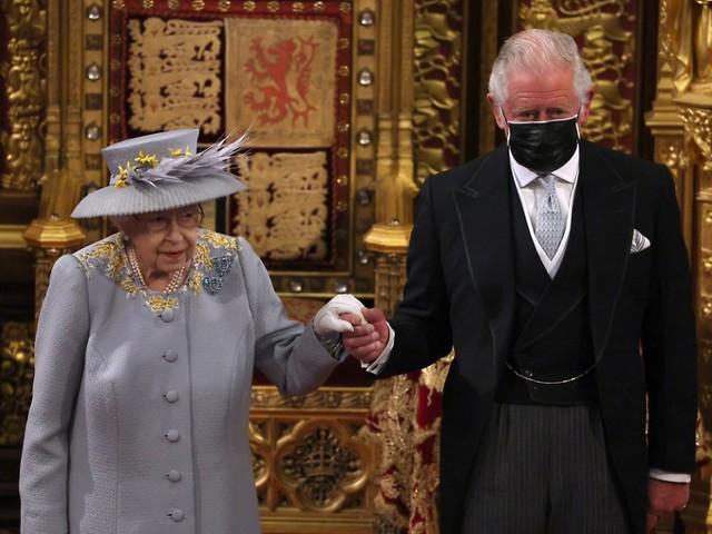 Buckingham-Palast als Museum?: Queen erteilt Charles' Plänen eine Absage