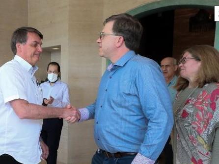 Genesungswünsche und Kritik nach Bolsonaros Corona-Diagnose