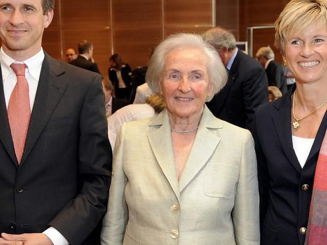 Autobauer - BMW-Großaktionärsfamilie teilt Erbschaft von Johanna Quandt auf