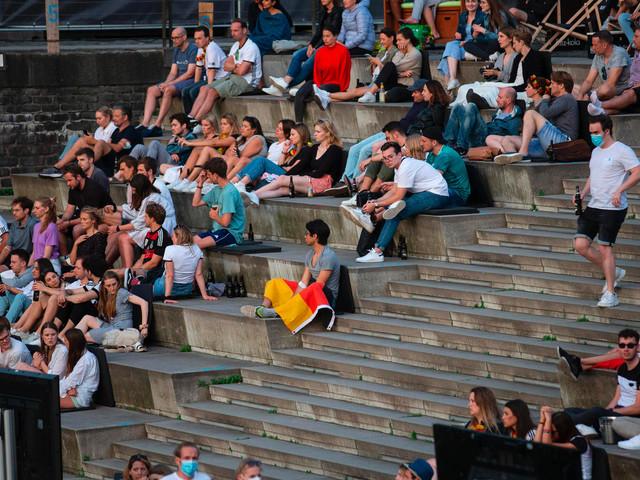 Köln: Wirte rechnen mit Ansturm auf Public Viewing zum Deutschland-Spiel