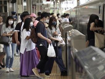 Coronalage in Olympia-Stadt Tokio verschärft sich