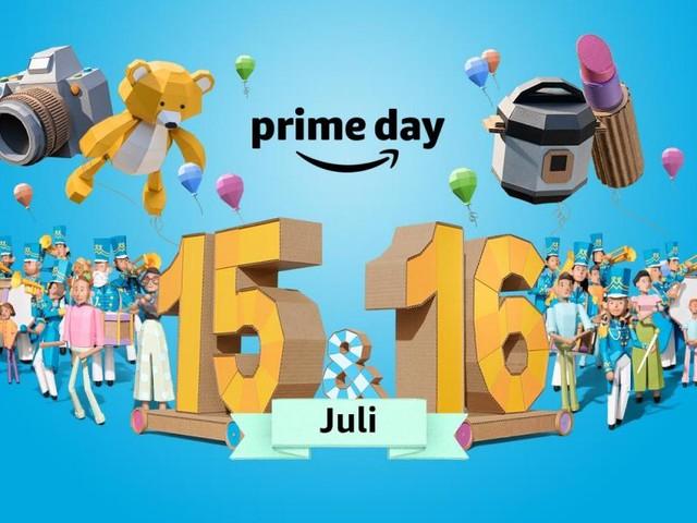 Amazon Prime Day dauert dieses Jahr zwei Tage