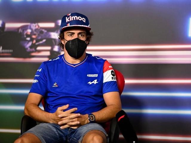 "Formel-1-Star Alonso: ""Wenn man jung ist, ist man aggressiver"""
