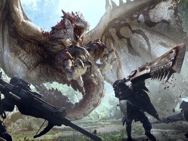 Monster Hunter: World - Erster Patch bringt zahlreiche Online-Funktionen und Poogies