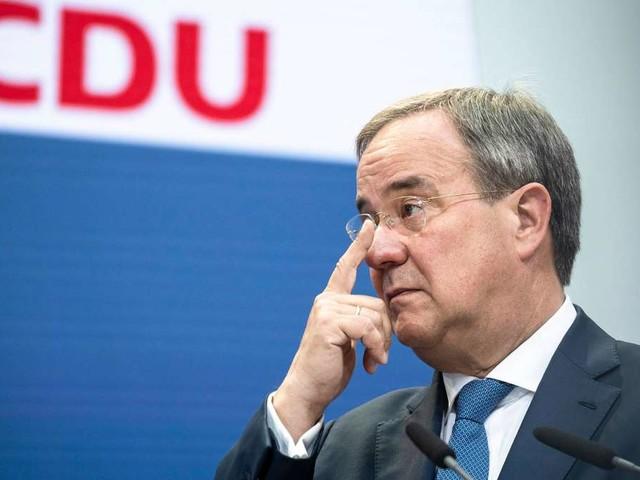 Spektakuläre Zahlen vermeldet: In einem Bundesland verliert Laschets' CDU haushoch gegen Scholz' SPD