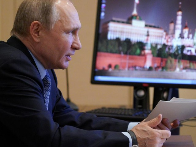 Russlands Säbelrasseln und nukleare Drohungen aus Kiew