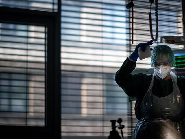 Krankenhäuser befürchten Überlastung der Intensivstationen