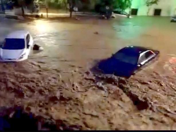 Wassermassen: Mindestens fünf Tote nach heftigem Unwetter auf Mallorca