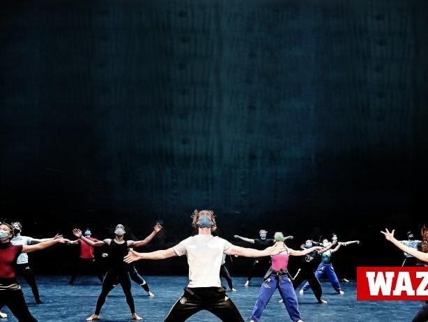"""Ballett: Ballettpremiere in Essen: """"Wir schreien mit unserem Körper"""""""