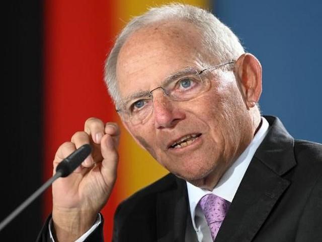 """""""Gehört in den Bereich von Witzveranstaltungen"""" - Schäuble hält nichts von Parteiausschluss Maaßens"""
