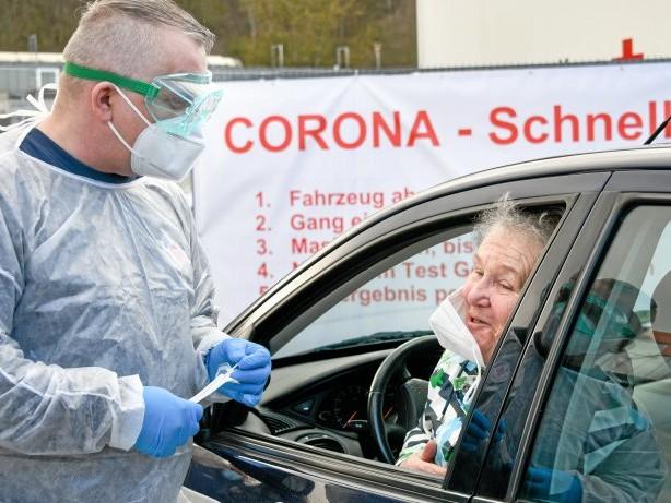 Corona: Corona-Teststelle in Gladbecker Innenstadt geplant