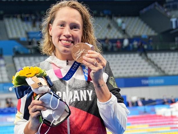 Olympia 2021: Bronze für Sarah Köhler – Warten auf Medaille hat ein Ende