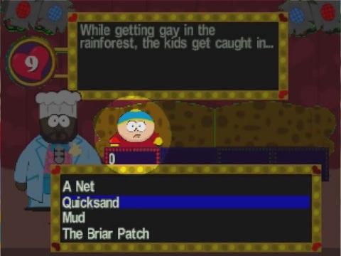 Im Wandel der Zeit (Video): South-Park-Spiele