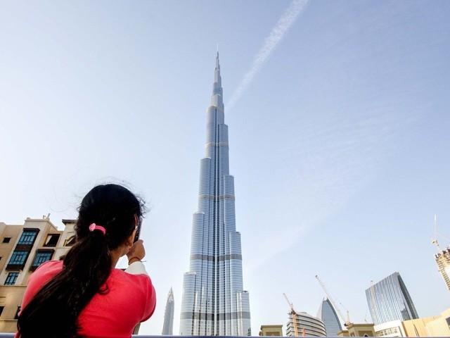 Burj Khalifa: Ticket für den 124. & 125. Stock