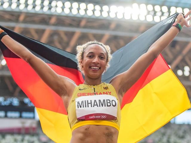 Malaika Mihambo bei den Olymbischen Spielen: Wie die Weitsprung-Weltmeisterin mit Druck umgeht