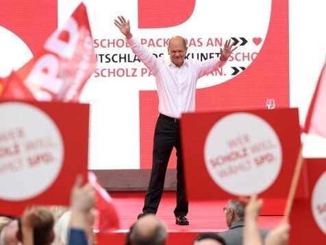 Olaf Scholz und die SPD – Geeint ins Kanzleramt?