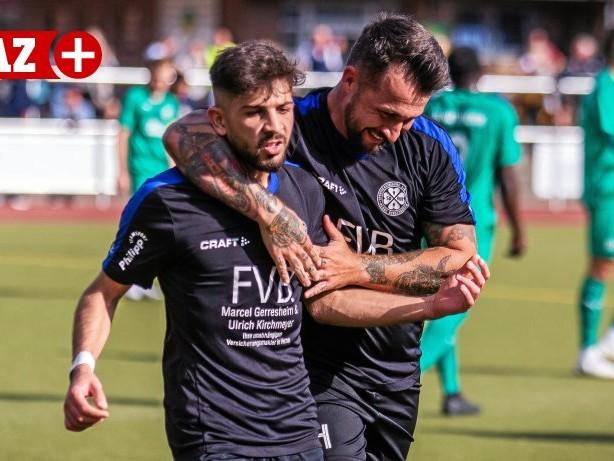 Fussball - Landesliga: SpVgg Horsthausen reicht eine gute erste Halbzeit zum Sieg