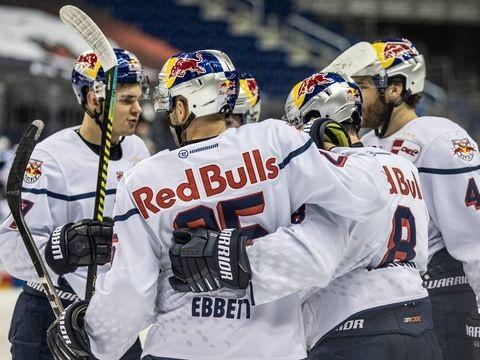 Red Bull München in Eishockey-Playoffs ohne Kapitän Hager