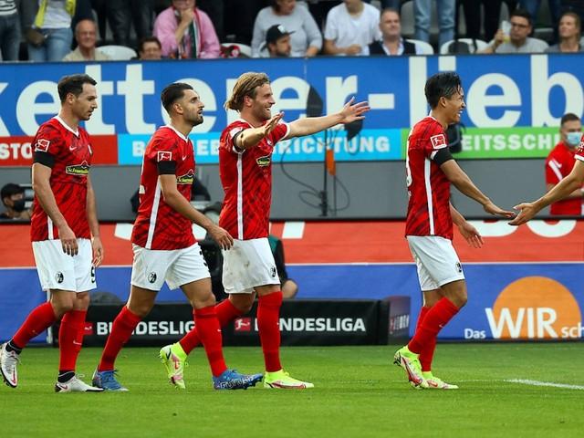 Bundesliga: Freiburg verabschiedet sich vom Dreisamstadion und gewinnt