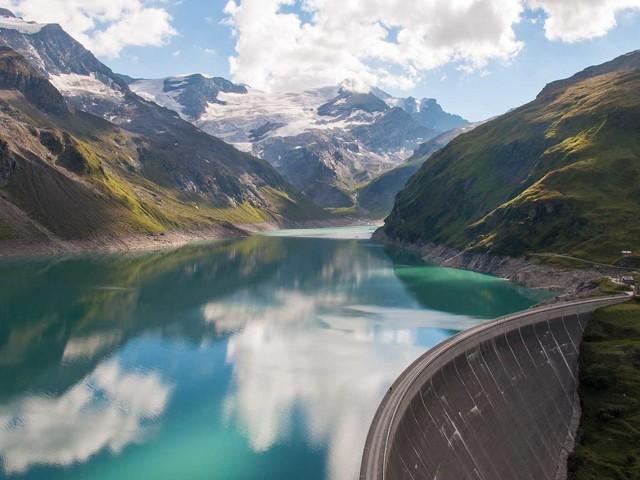 Kaprun Hochgebirgsstauseen: Ausflugsziel für Technik und Natur